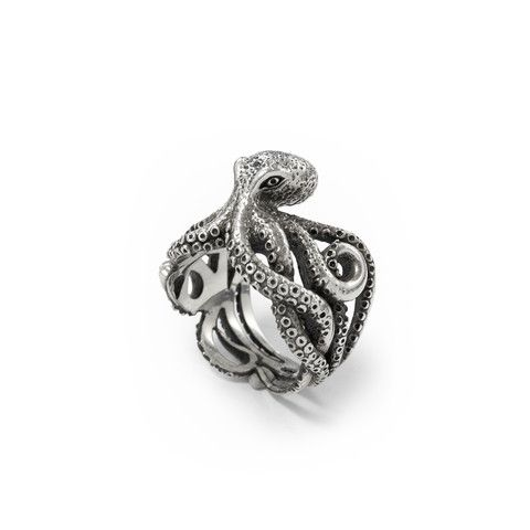 Octopus Ring - NickVonK
