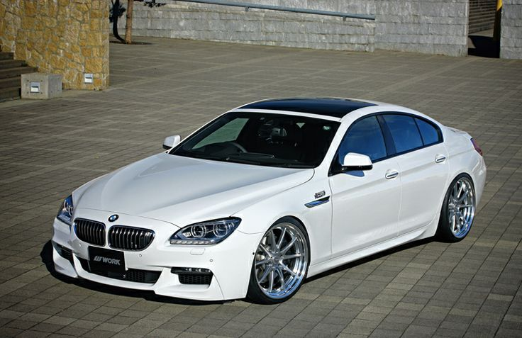 bmw 650i gran coupe
