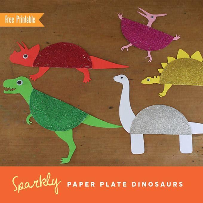 Dinosauri piattini