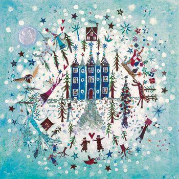 Winter Wonderland Mini Print £25 38 x 38