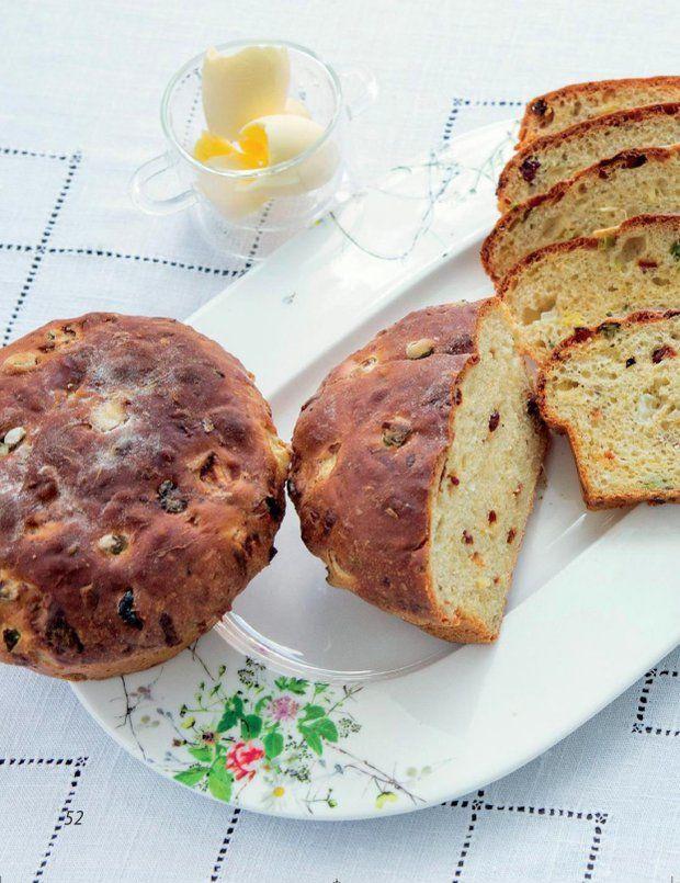 Chřestový chléb , Foto: V hlavní roli chřest