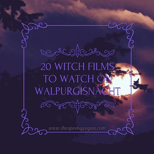 Walpurgisnacht, or Witches' Night, is nearly upon us and will arrive this Sunday, April 30th! You can read about the holiday and its trad...