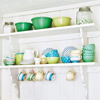 Photo: Deborah Whitlaw Llewellyn | thisoldhouse.com | from How to Design a Cozy Cottage-Style Interior