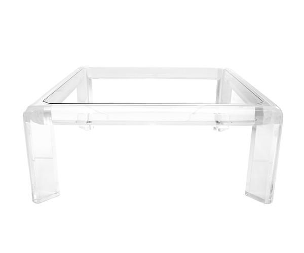 Exceptional Best 25+ Lucite Coffee Tables Ideas On Pinterest | Acrylic Table, Lucite  Table And Acrylic Coffee Tables