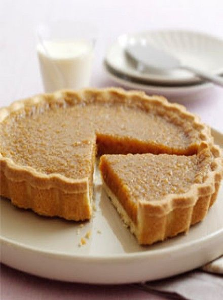 UK recipe: Treacle Tart