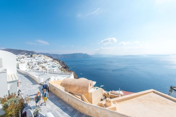 Spend the day exploring Santorini while staying at Santorini Secret Suites and Spa