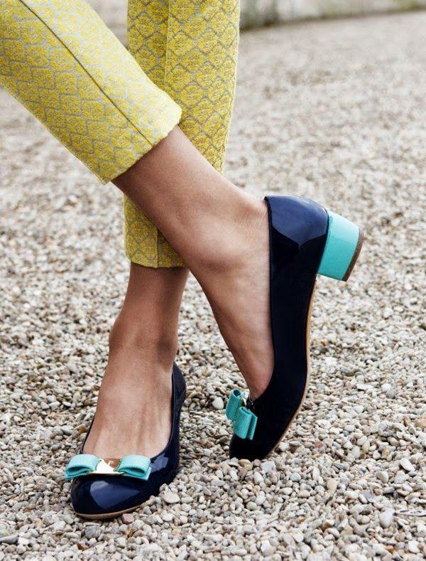 Sapato com Laço - Bow Shoe
