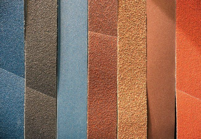 Choosing the Right Sandpaper Grit and Type