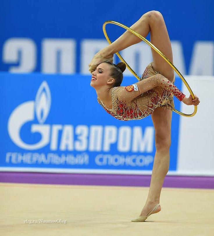 <<Karina Kuznetsova (Russia) # Grand Prix 2016 # Moscow, Russia>>