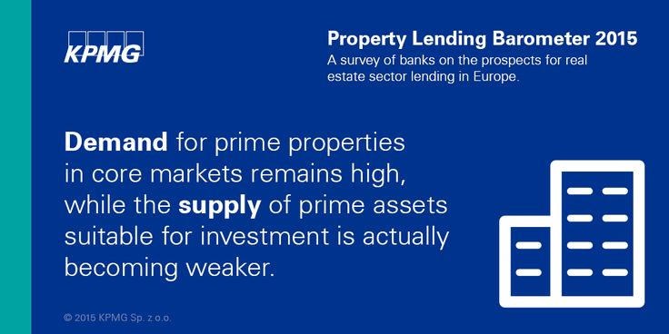 Demand for prime properties in core markets remains high #realestate #KPMG #Property #KPMGPoland #Poland