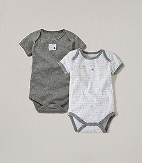 Burt's Bees - Organic Cotton Neutral Baby Clothes