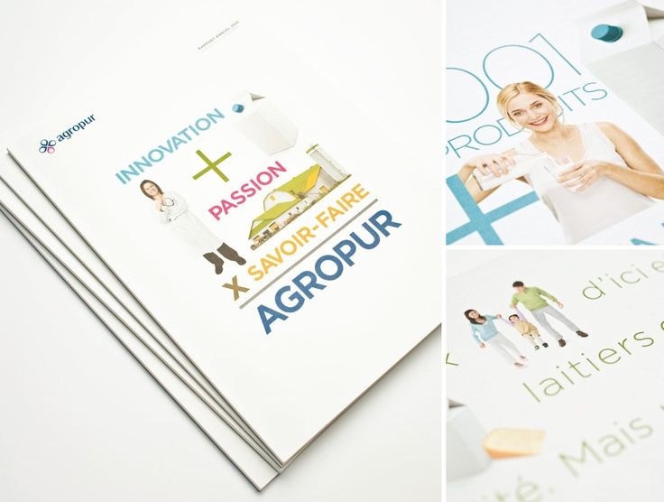 Best Graphic Design  Annual Report Images On