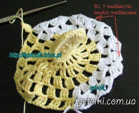 пасхальные курочки вязание