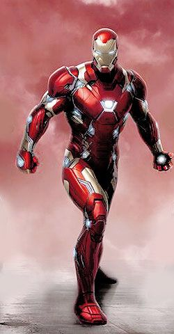 Iron Man Captain America Civil War Concept Art