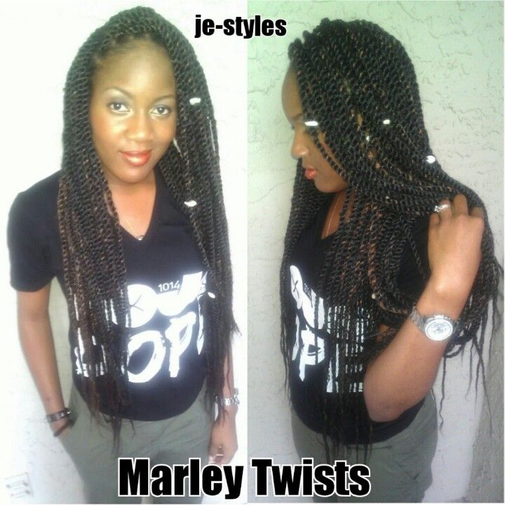 ... Marley twists on Pinterest | Marley twists, Havana twists and Marley