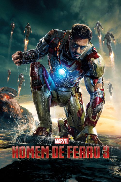 Watch Iron Man 3 (2013) Full Movie Online Free