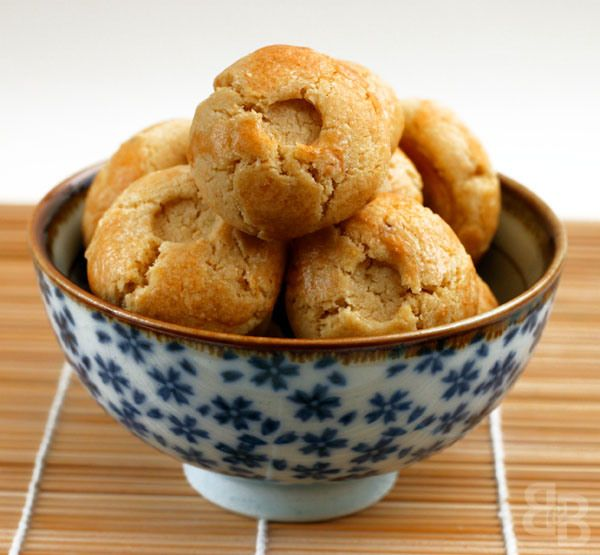 Chinese New Year peanut cookies – Bread et Butter