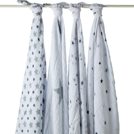 twinkle classic swaddles | aden + anais USA..Love this new pattern from Aden and Anais