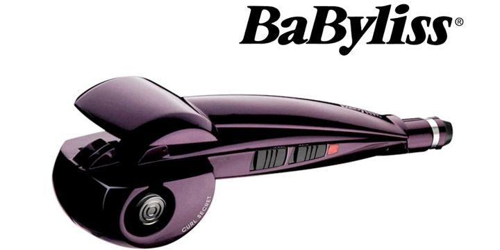 Rizador de pelo BaByliss C1000E Curl Secret. AHORRO 16%. 109€. #ofertas #descuentos