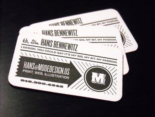 Hans Bennewitz Stationery #graphic design