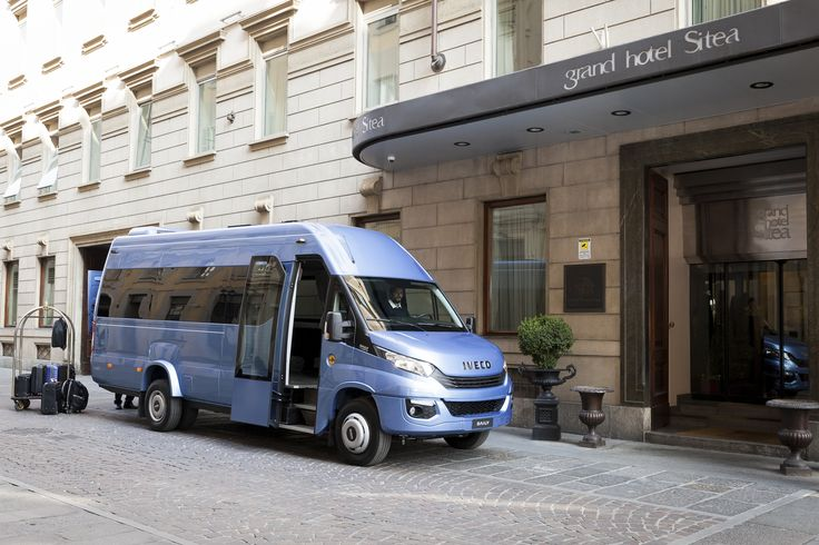 Iveco Daily Tourys '2016