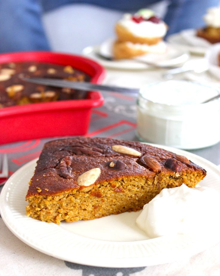 Recept gezonde pompoencake2