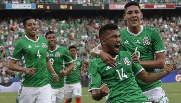 <p>* La Selección Mexicana tuvo su primera participación en el torneo de la Concacaf y se impuso 3-1 al combinado centroamericano</p>  <p>México