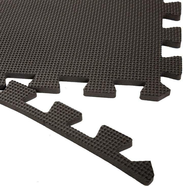 Interlockingpiecestalwart Interlocking Sponsored Stalwart 6piece Floor Foam Matstalwart 6 Piece Interloc Foam Mat Flooring Foam Flooring Grey Floor Mat