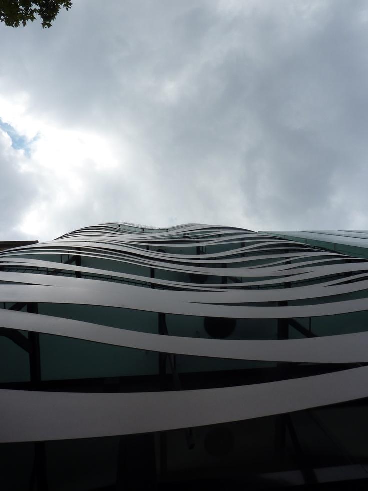 Fassade, Barcelona