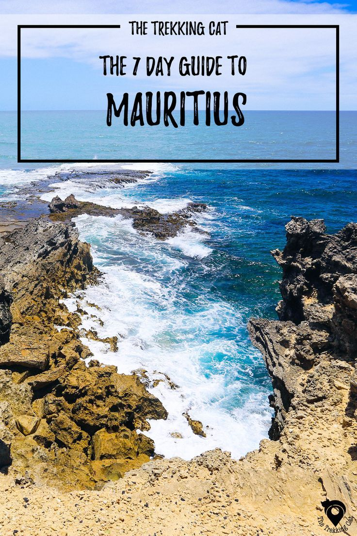 The Trekking Cat - Guide to Mauritius (7 Day Itinerary) | Africa Travel | Mauritius Guide | Mauritius Travel |