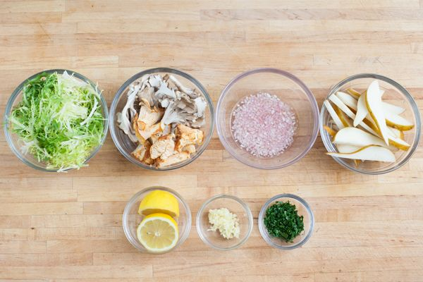 Mise En Place - the professional chef's secret to being a better home cook.