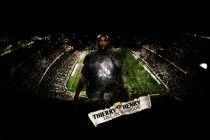 Thierry Henry Like An Warrior HD Wallpaper ( Thierry Henry )