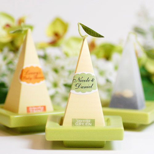 Cute Idea For Wedding Favors They Have Tea Bags K Cups And Other Coffee Items That Can Be Personalized Whole Leaf Sachet