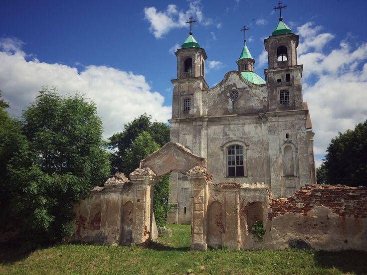 https://flic.kr/p/yfUS8W | Benitsa: The Holy Trinity Church