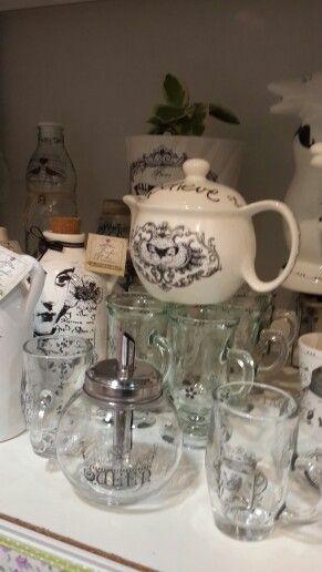 #teatime # cristal #vintage