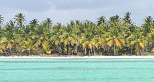 Passeio a Ilha de Saona em Punta Cana, um paraíso do Caribe. #caribe #repúblicadominicana #ilhasaona #viagem #turismo