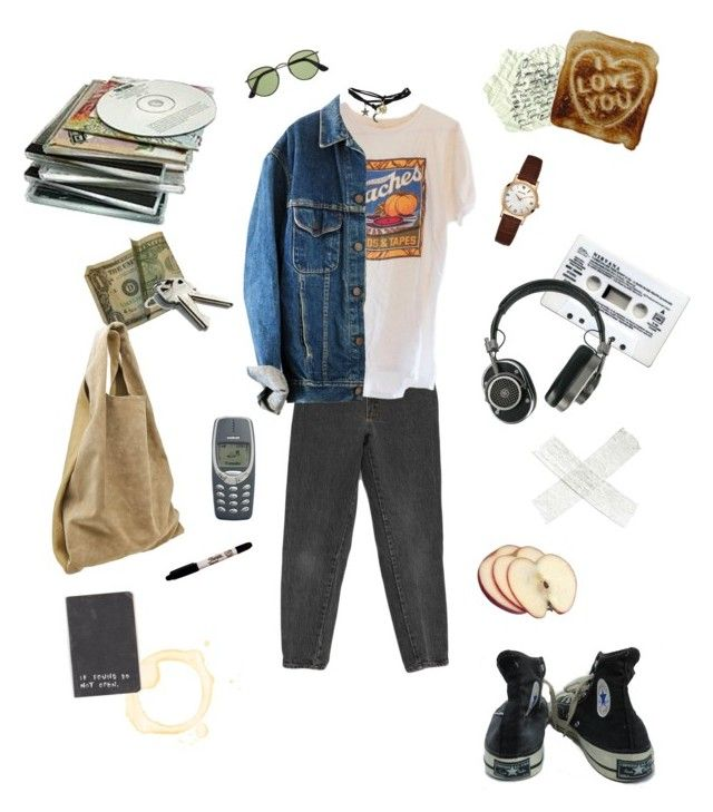 """""""Leave it , she's got a system"""" by jessvoakes on Polyvore featuring Alexander Wang, Converse, Veras, Master & Dynamic, Wet Seal, Again, Sharpie, Ray-Ban and Bulova"""