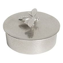 Buy Lancaster and Gibbings Medium Bee Jewellery Box Online at johnlewis.com