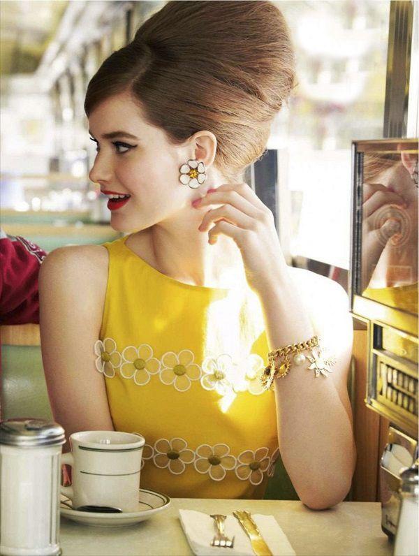 @Nina Donkin - like the daisy theme here? :)