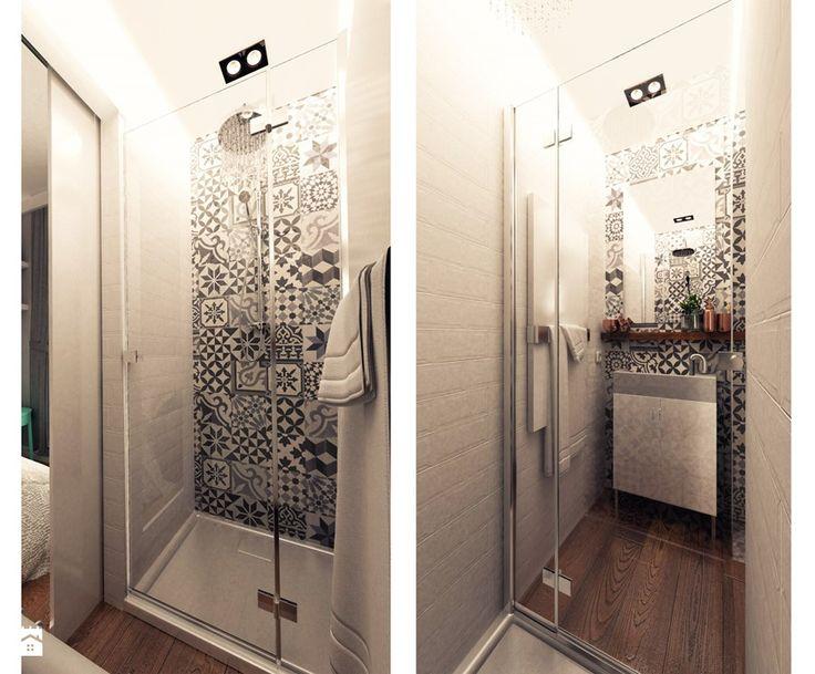 Mini-łazienka - zdjęcie od KAST DESIGN