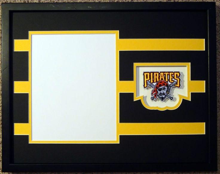 Pittsburgh Pirates 14x18 mat for 8x10 photo Andrew McCutchen Rinku Singh Alvarez