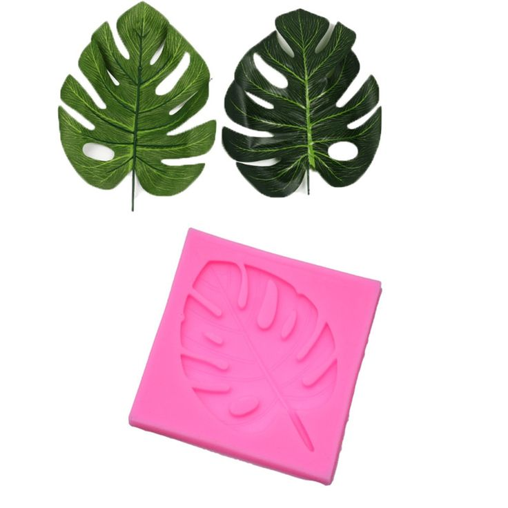 Leaf II Handmade Silicone Soap Mold Candle Mould Diy Craft ...  Plane Tree Leaf Silicone Molds