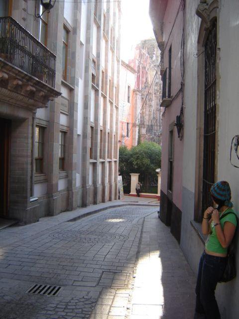 Guanajuato callejon guanajuato