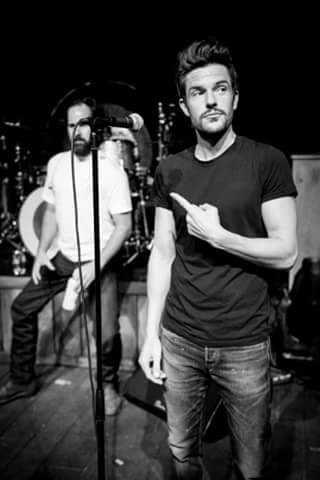 Brandon Flowers & Ronnie Vannucci