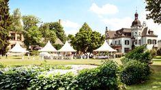 Festzelte im Grünen | Hochzeitslocation . wedding venue | Rheinland . Eifel . Koblenz . Gut Nettehammer |