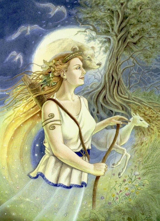 Artemide e la Luna Piena di Agosto Oggi è il 10 agosto, Sole in Leone, Luna Piena in Acquario e notte di San Lorenzo. La super Luna e il Sole oggi si incontrano in un cielo pieno di stelle cadenti. E io mi sento così, Artemide, la Dea della Luna, l'arcera che vive con le ninfe nel bosco, simbolo di libertà, di sorellanza e di capacità di centrare i propri obiettivi. La sua abilità di arciera fa di lei l'archetipo di un femminile che si pone un obiettivo e lo raggiunge.