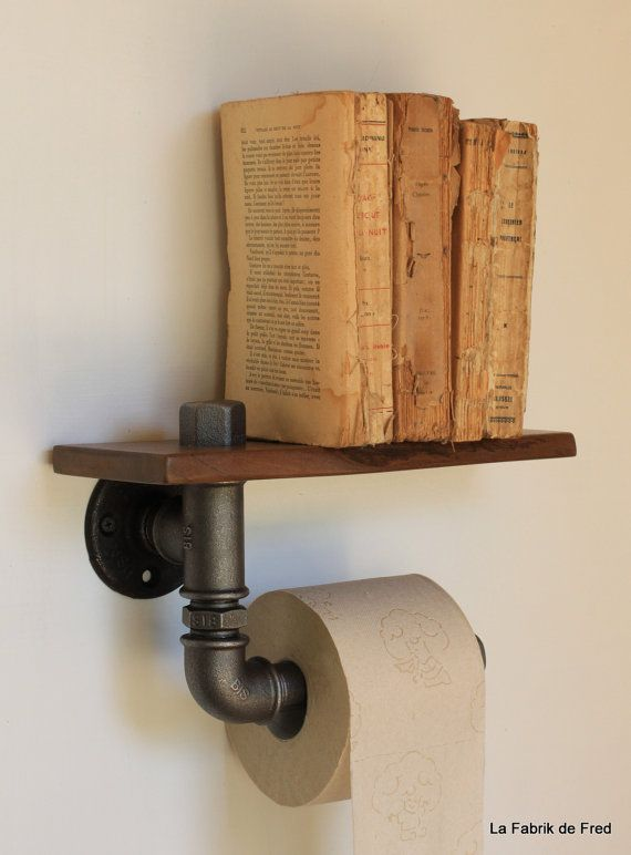 25 best porte papier toilette ideas on pinterest - Support a papier de toilette ...