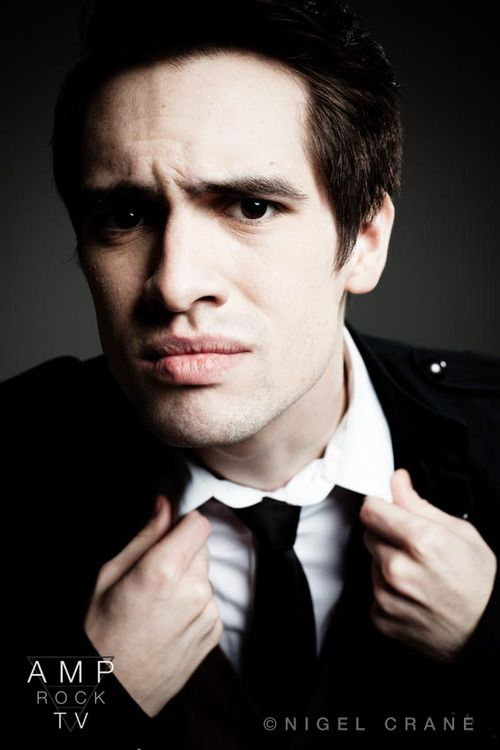 Brendon Urie, if his mirror had a camera in it. :P