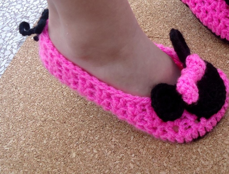 Free Crochet Pattern Minnie Mouse Shoes : 18 best images about Micky and Minnie Mouse on Pinterest ...