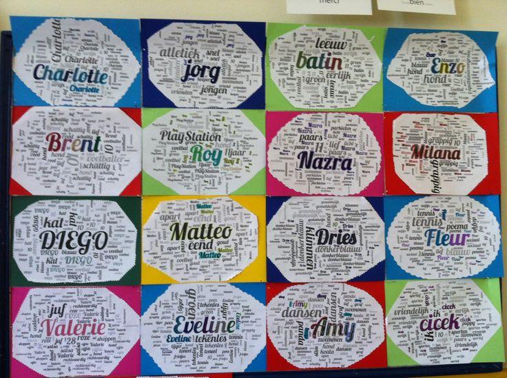 Wordle begin schooljaar!